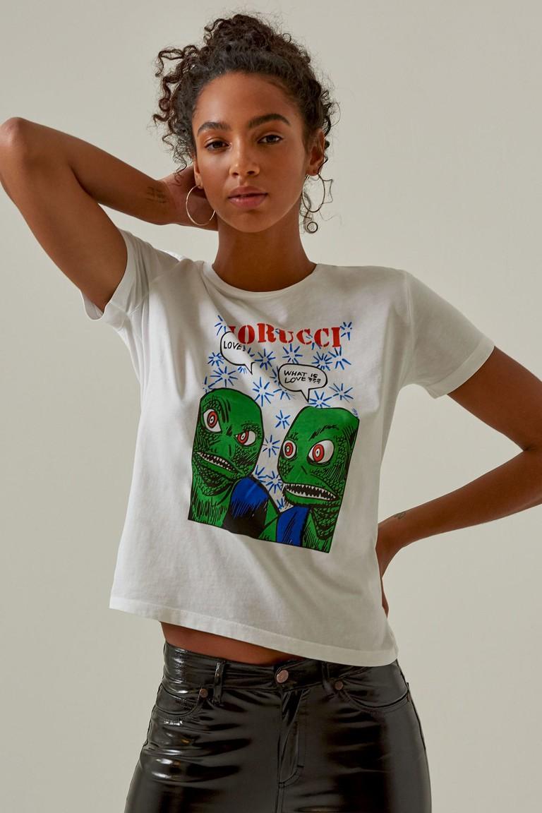 Alien t-shirt, £80