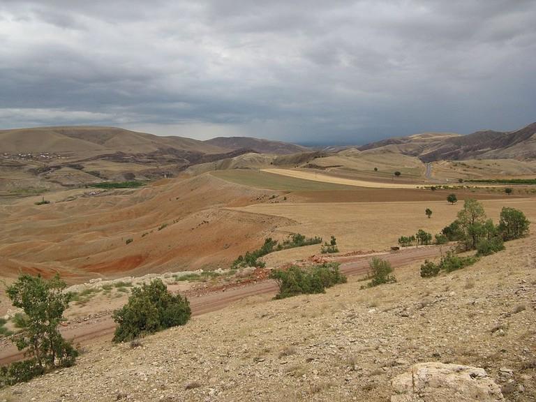 Anatolian Plateau