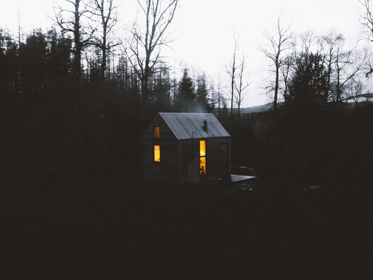 'Wee Hoose' | Cairngorms National Park, Scotland