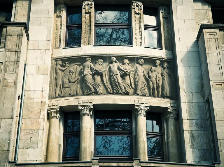 Historic Dusseldorf