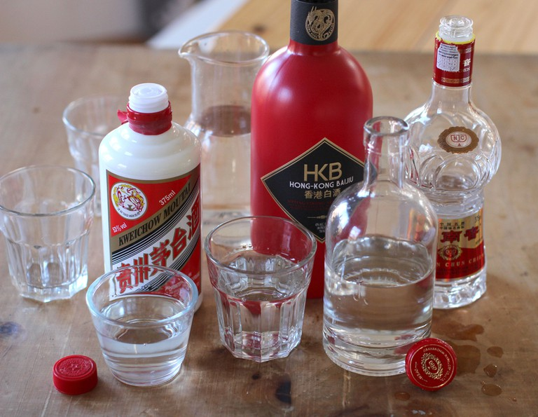 Baijiu is China's national liquor and the best-selling spirit in the world