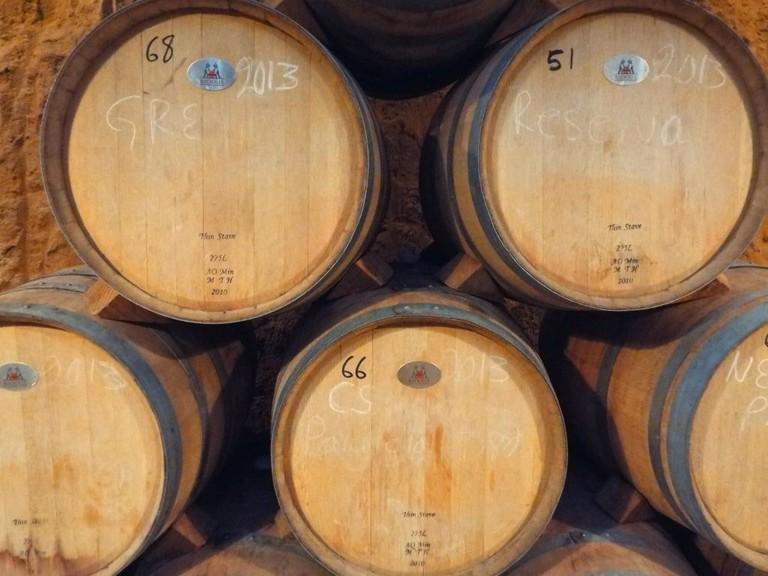 Baja California wineries │
