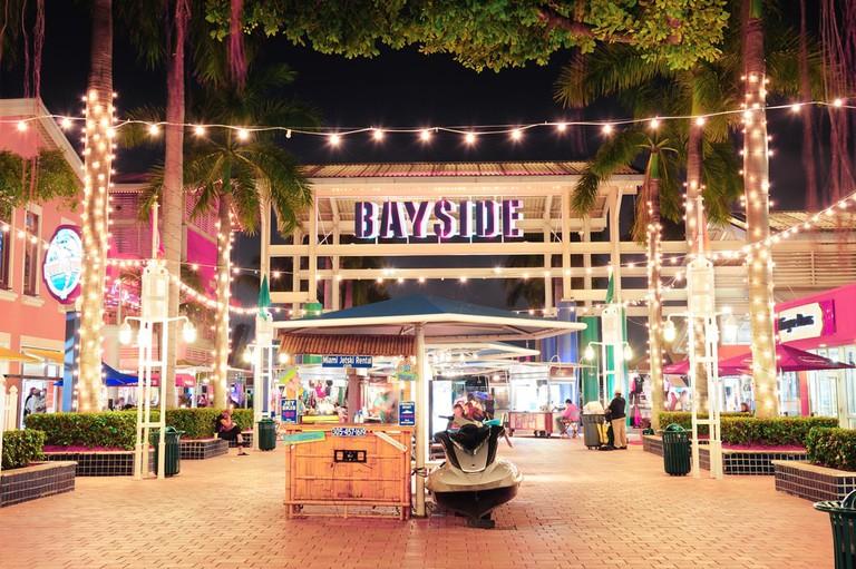 Bayside Marketplace |© Songquan Deng / Shutterstock