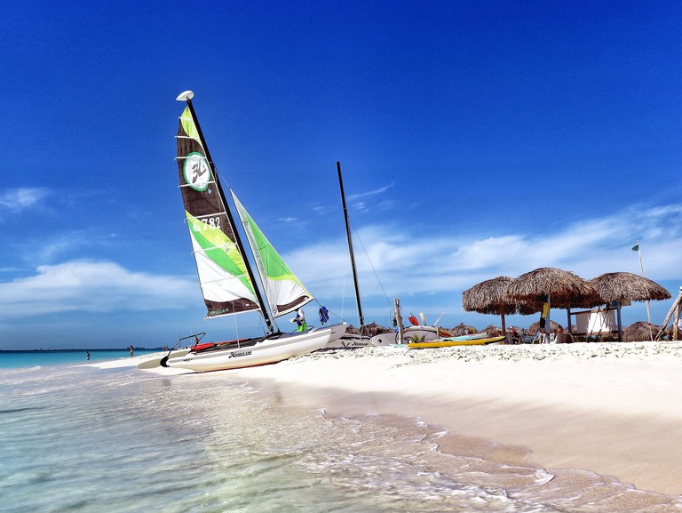 The Caribbean is great for all kinds of watersports