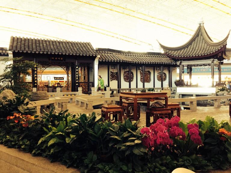 Beijing Airport | © tegioz / Flickr