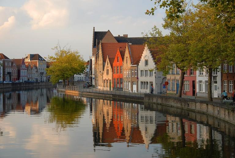 In Bruges CC0 Pixabay