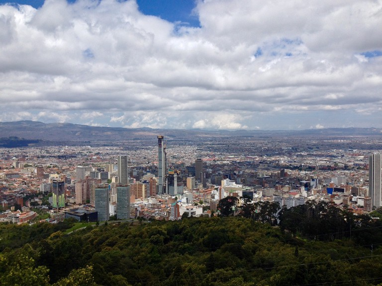 Bogota has a thriving gay scene