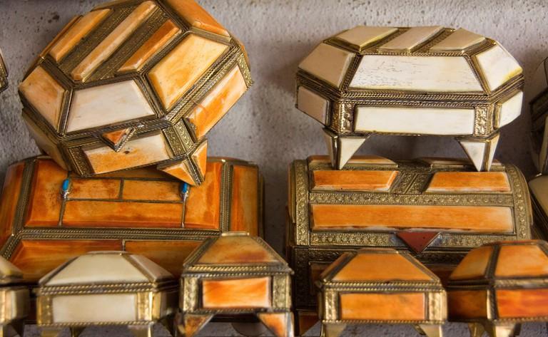 Bone boxes