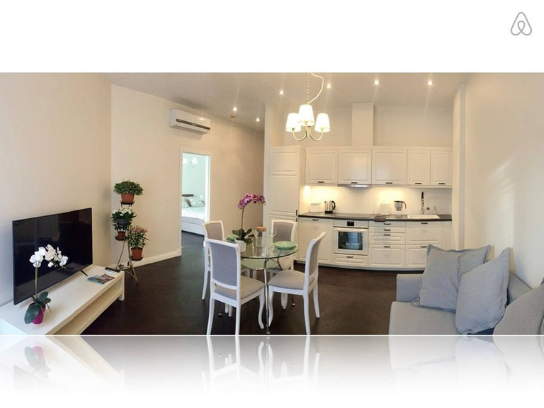 Brand new apartment in the Old Town