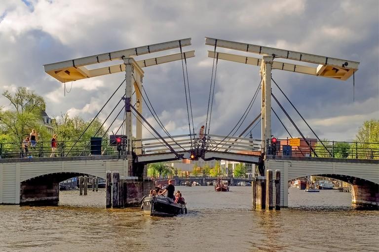 Skinny Bridge (Magere Brug in Dutch)