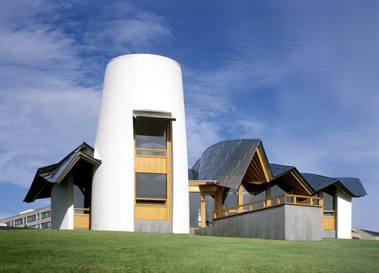 Maggie's Centre in Dundee by Frank Gehry Associates