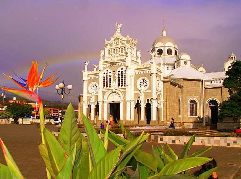 There is so much to see in Cartago, Costa Rica's first capital city