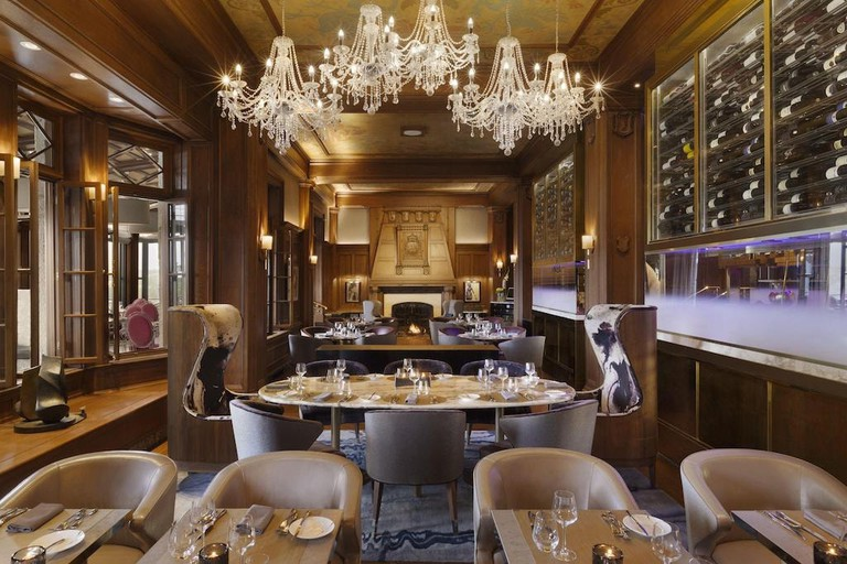 The Champlain Dining Room | Courtesy of Fairmont Le Château Frontenac