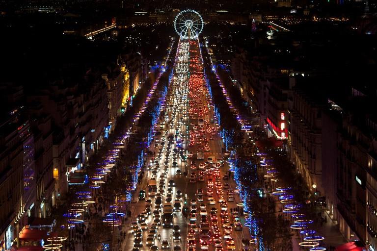 Champs-Élysées | © Alexander Baxevanis/Flickr