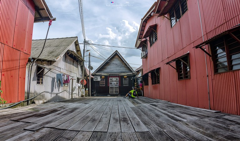 Chew Jetty in Penang | © Ah Wei (Lung Wei)/Flickr