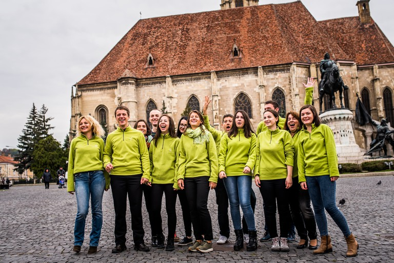 Cluj Guided Tours team