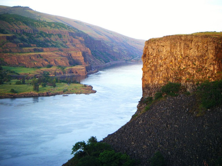 Columbia River Gorge | © Sarah McDevitt / Flickr