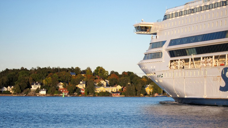Cruise ship on the Turku archipelago / Finmiki / Pixabay