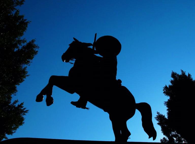 Emiliano Zapata statue, Cuernavaca