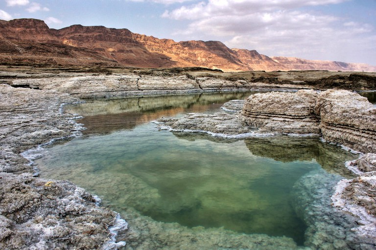Wonders of the Dead Sea