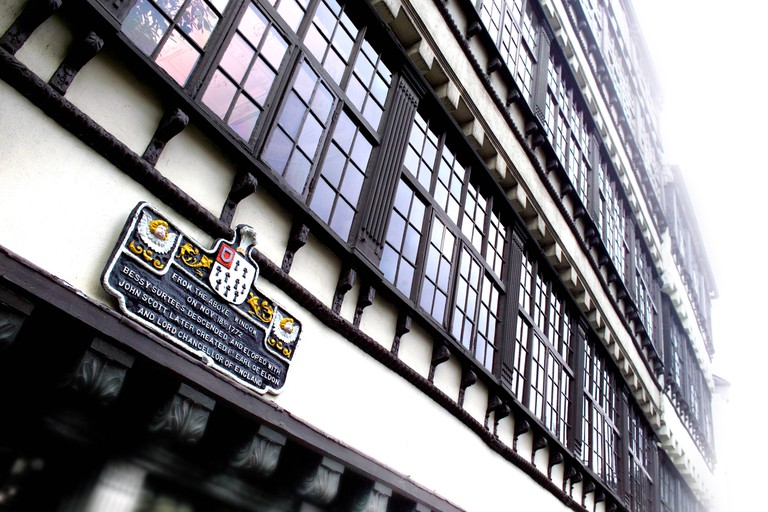 Bessie Surtees House, Sandhill, Newcastle-upon-Tyne