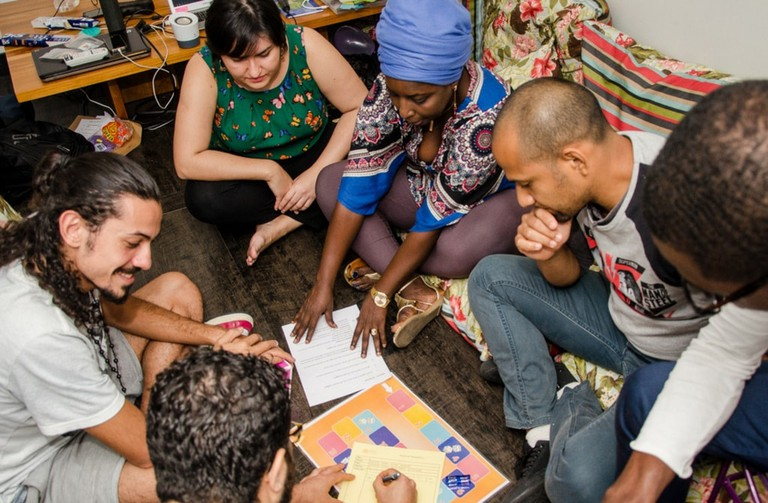 Planning |© Abraço Cultural