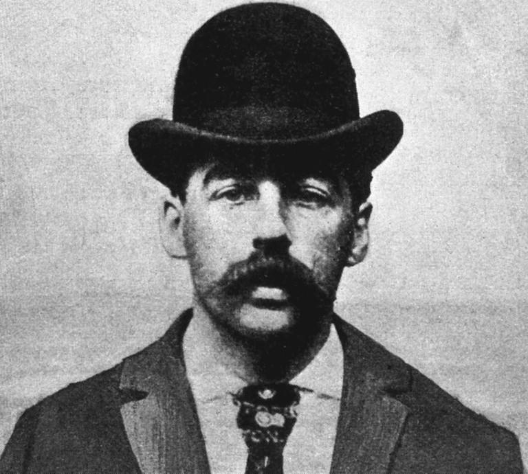 Dr. Henry Howard Holmes (Herman Webster Mudgett)