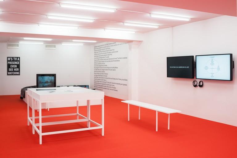 Autobiography, installation view, Index 2016