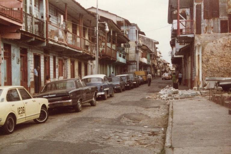El Chorrilo, 1981, Panama City