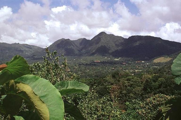 El Valle de Antón, Panamá