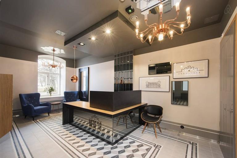 Elegant and stylish loft