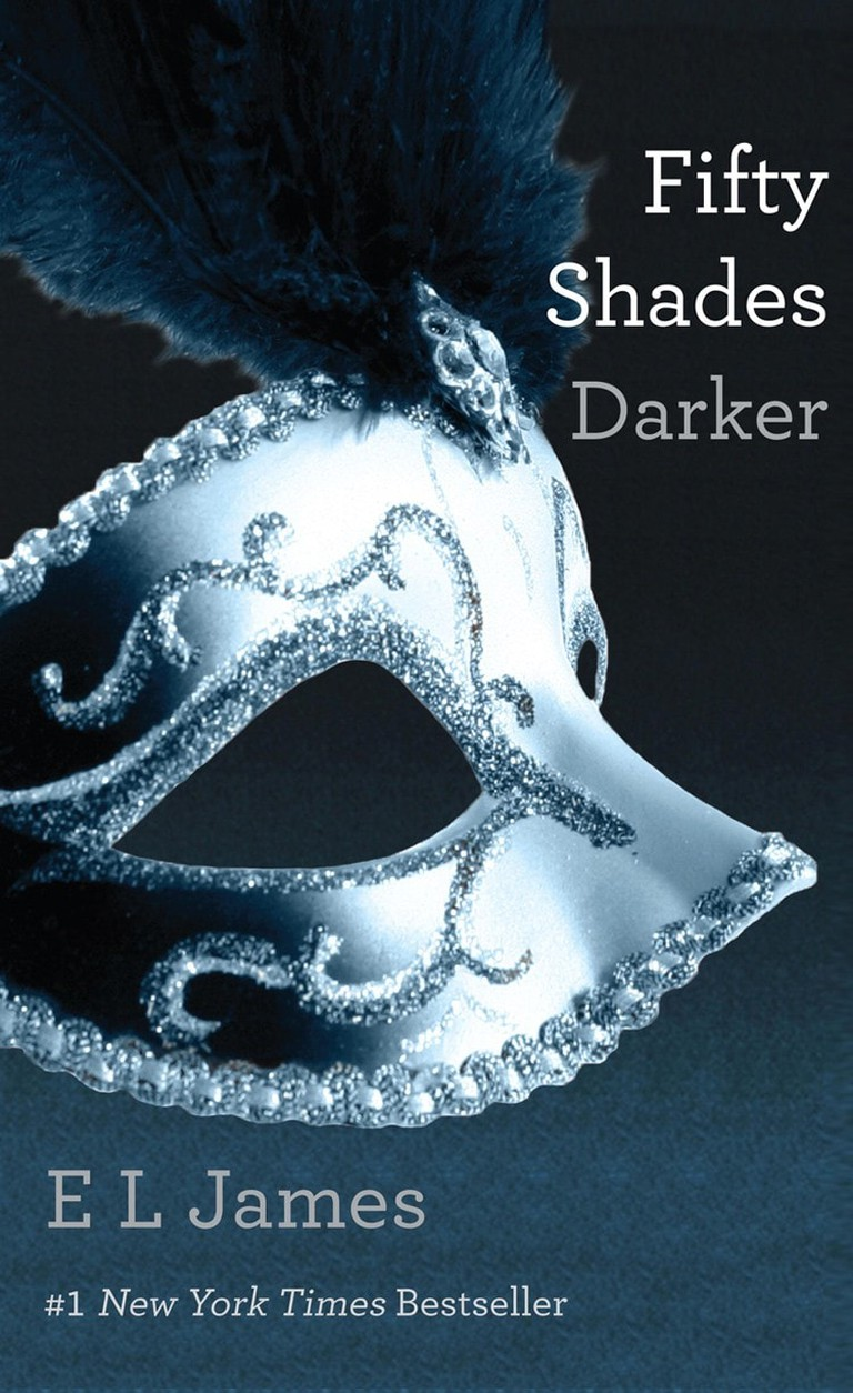 Fifty Shades Darker book cover