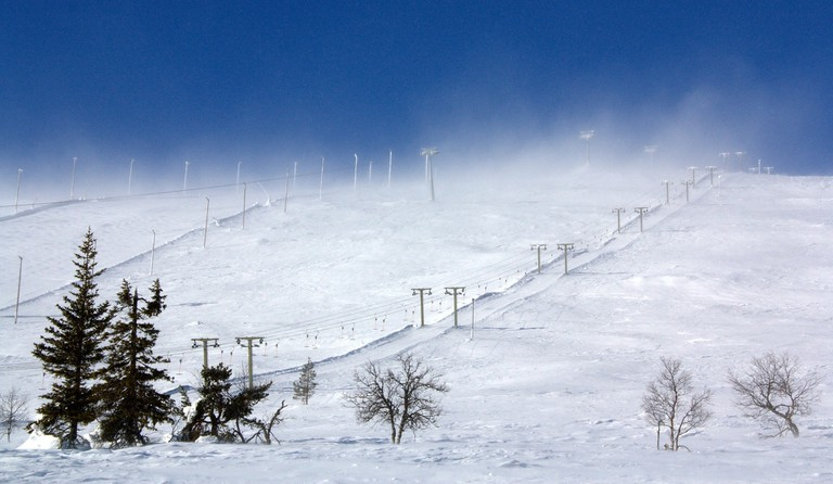 Finland ski resort / 12019 / Pixabay
