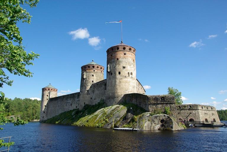 Castle at Savonlinna / jackmac34 / Pixabay