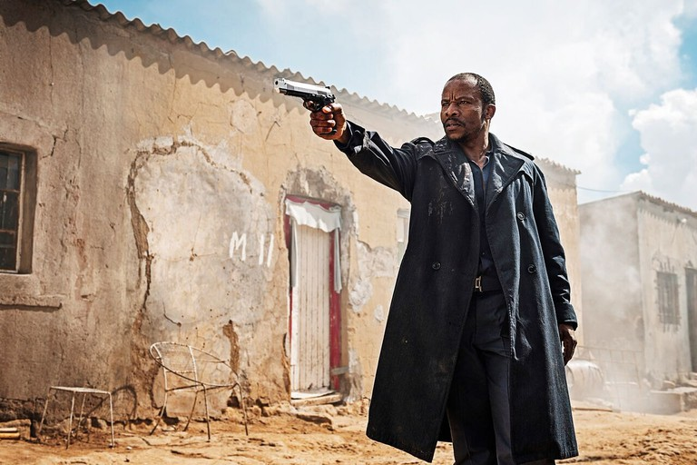 """Five Fingers for Marseilles"""