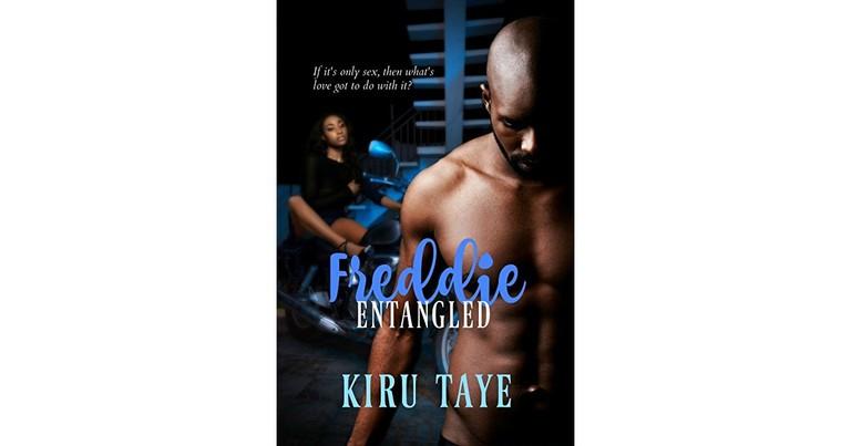 Freddie Entangled book cover