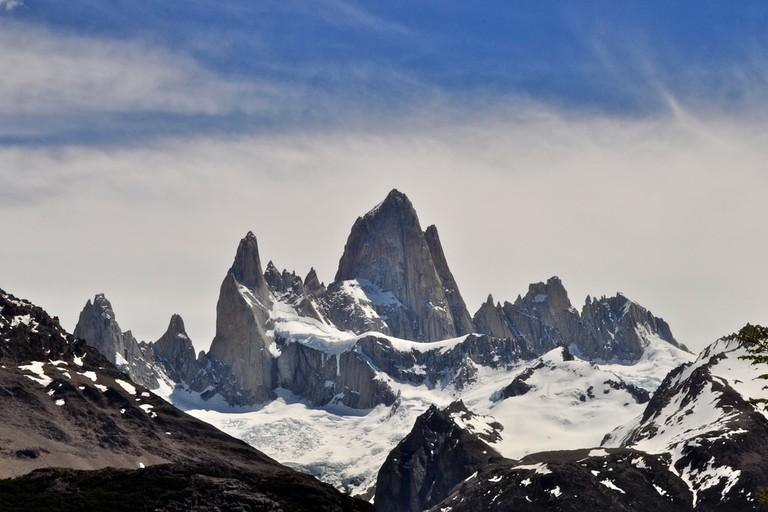 Granite grandeur, Mount Fitz Roy, Patagonia