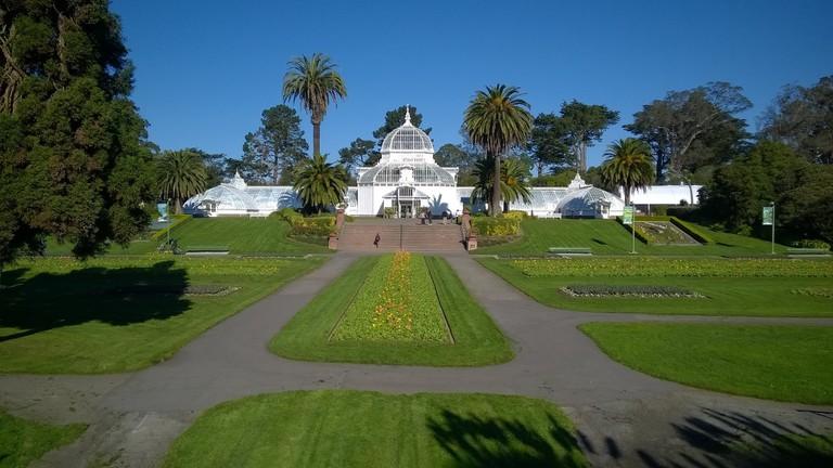 Golden Gate Park Conservatory