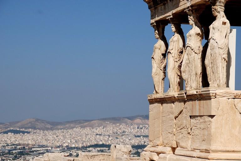 Athens CC0 Pixabay
