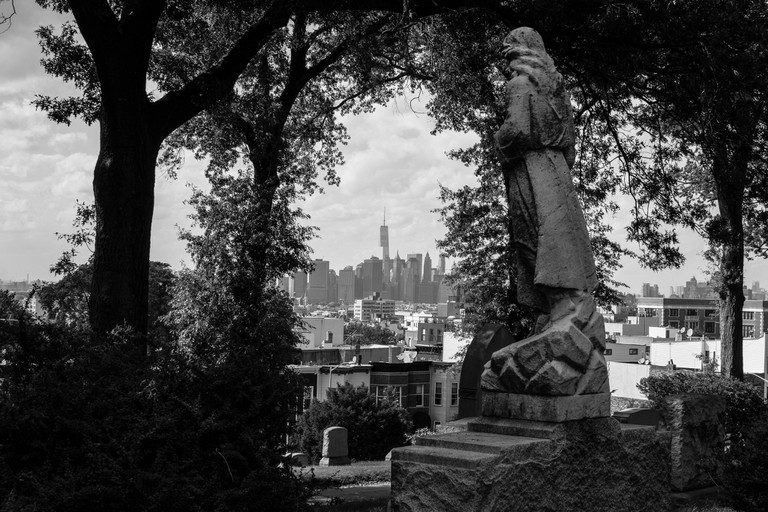 Green-Wood Cemetery l Marcela/Flickr