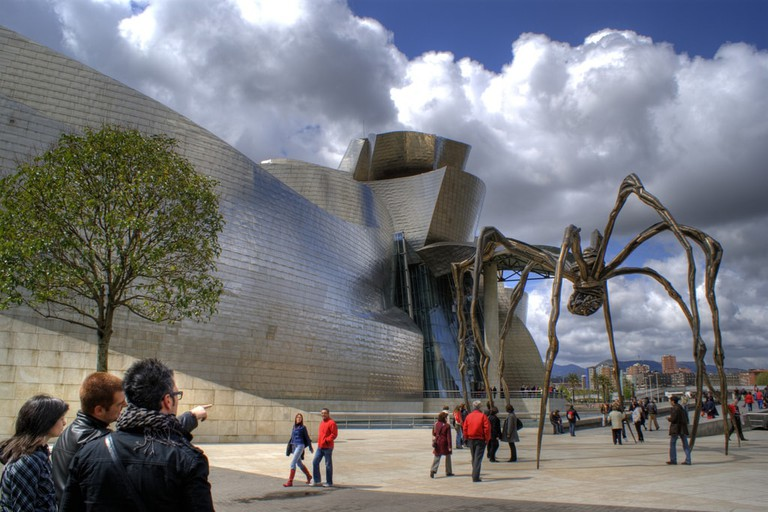 Guggenheim Museum in Bilbao|