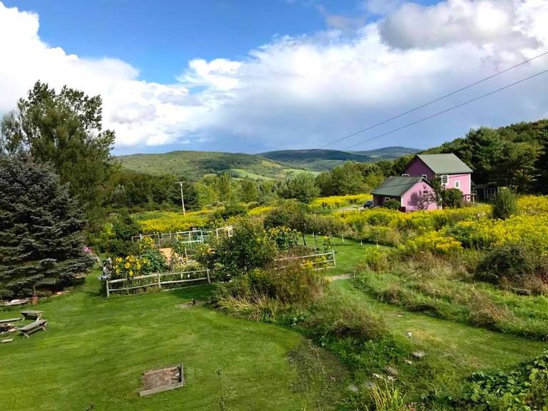 Countryside retreat Heathen Hill