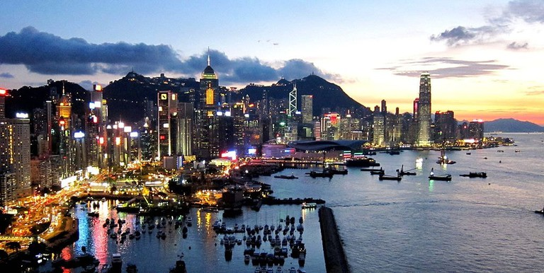 """Nicknamed """"Fragrant Harbour"""", Hong Kong is well known for being a lively and vibrant city"""