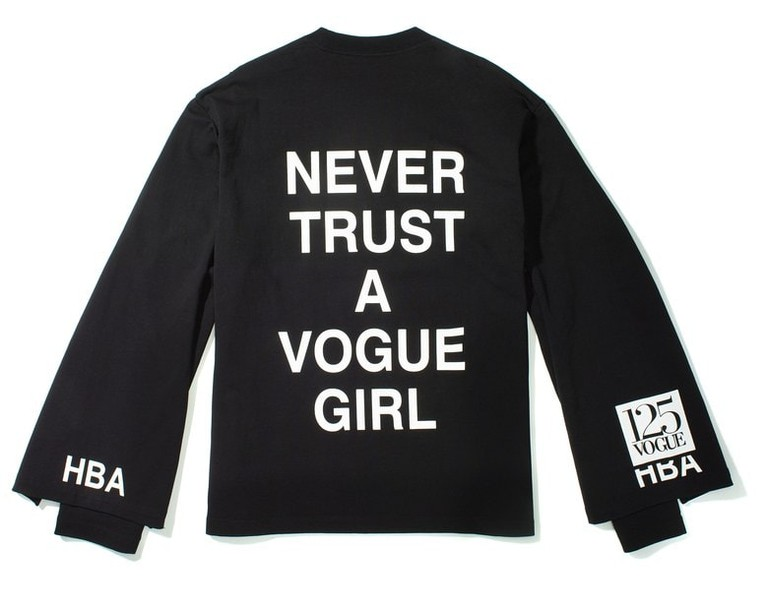 Courtesy of Hood By Air for Vogue