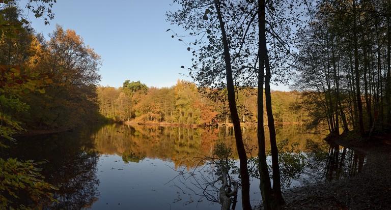 Hubertus Lake | McRonny / Pixabay