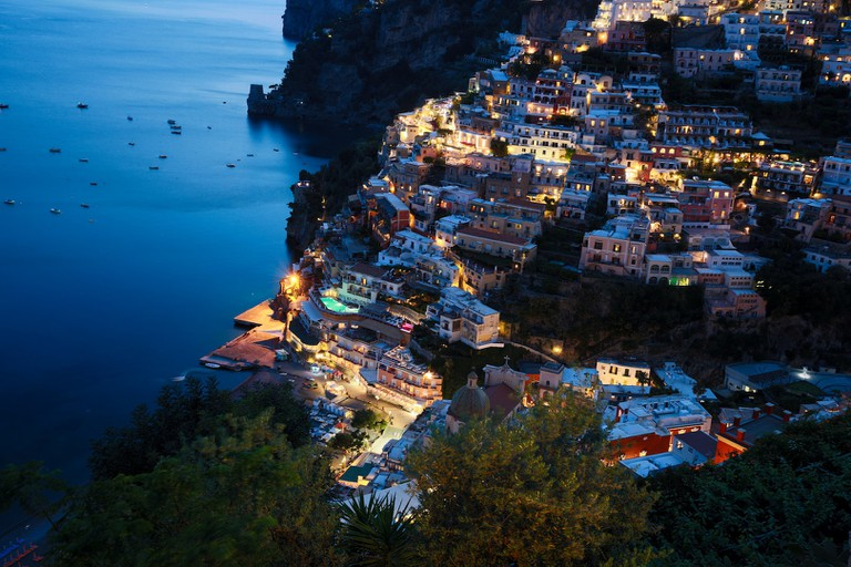 Iconic cliff side homes of Positano©Cameron:Flickr