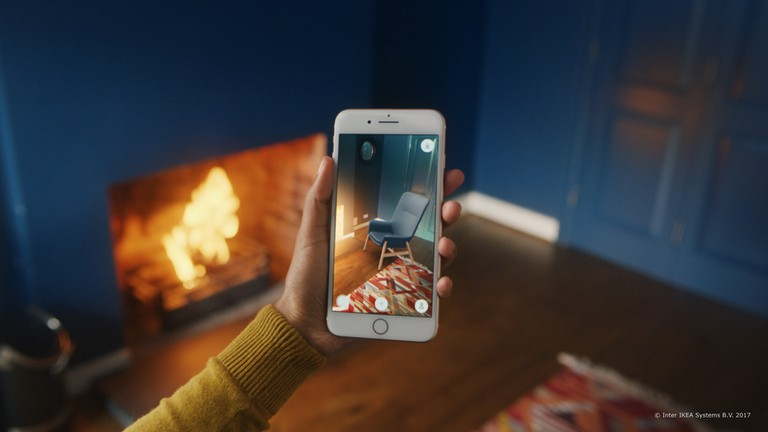 IKEA Place: An augmented reality (AR) application