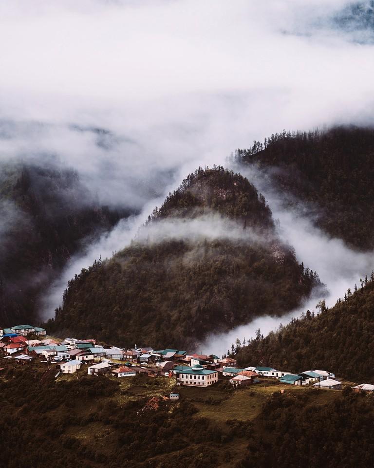 The Republic of Dagestan, Russia