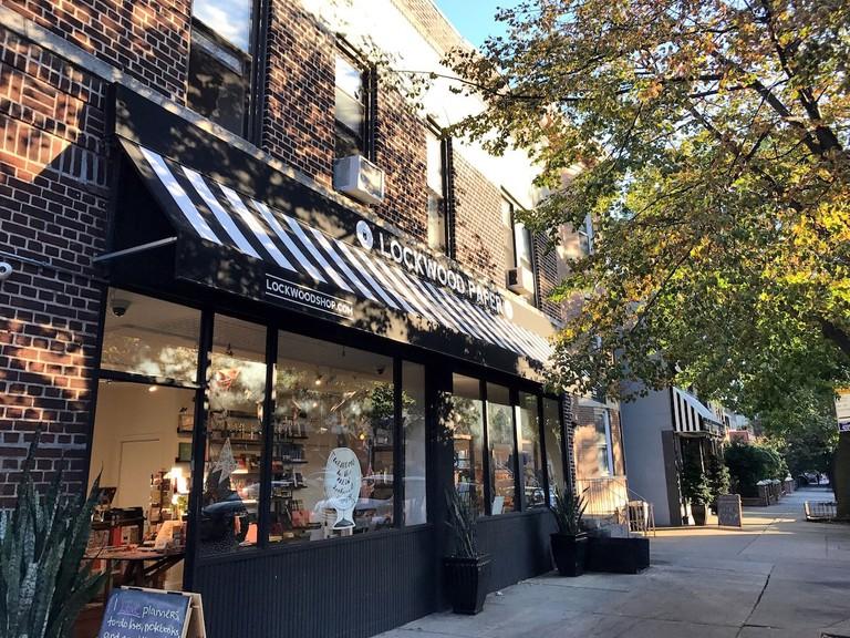 Lockwood Shop in Astoria, Queens | © Nikki Vargas