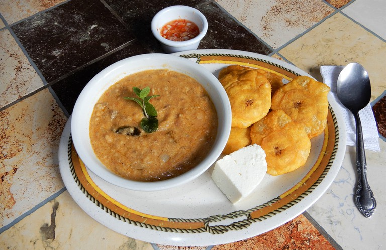 Indio Viejo is a much loved Nicaraguan dish